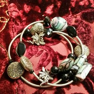 Fairy twist bracelet